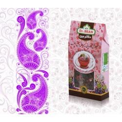 دمنوش مخلوط گل گاو زبان،ليمو عمانی و سنبل الطیب