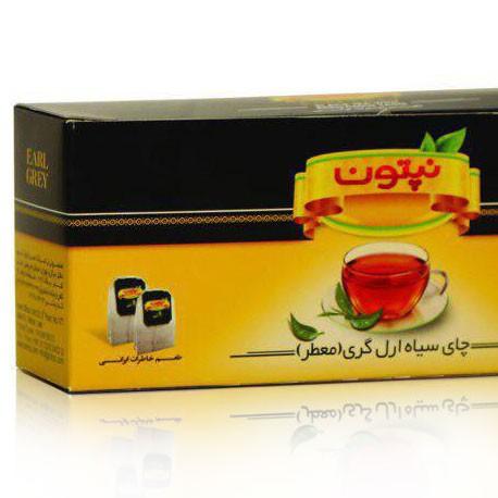 چای کیسه ای ارل گری نپتون