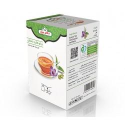 چای هل و زعفران