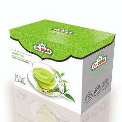 چای سبز و علف لیمو